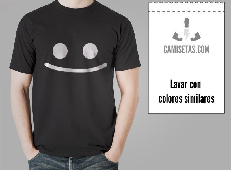 Lavado camisetas personalizadas