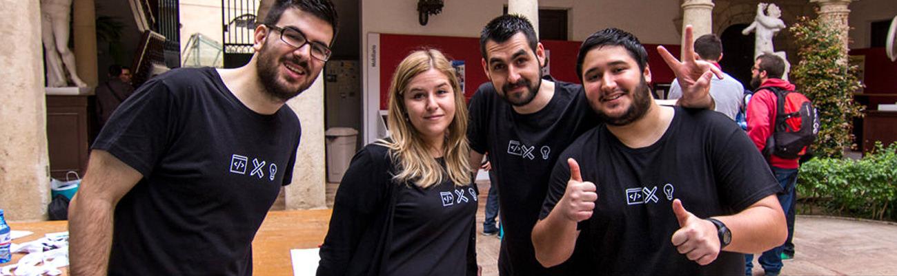Impresión de camisetas para eventos tecnológicos