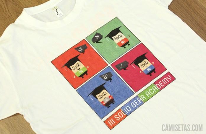 camisetas personalizadas eventos