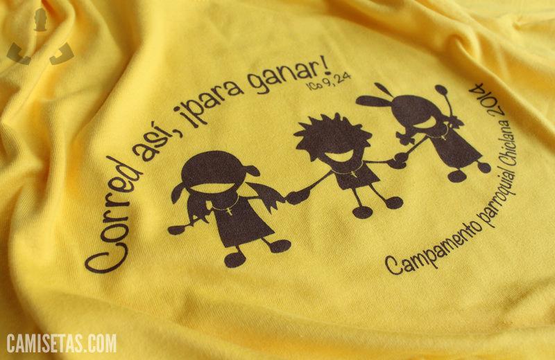 camisetas personalizadas para colonias