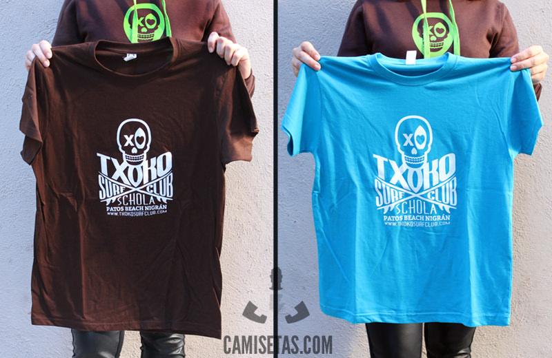camisetas personalizadas clubs