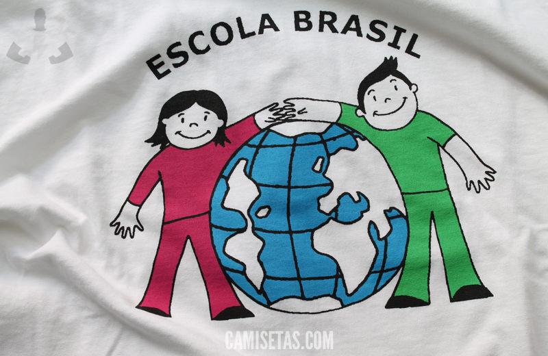 camisetas personalizadas coles