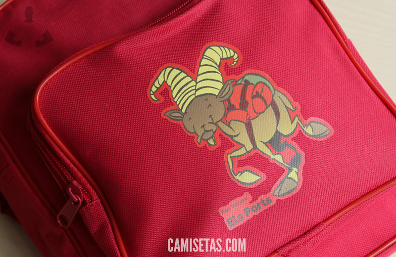 mochilas estampadas vinilo