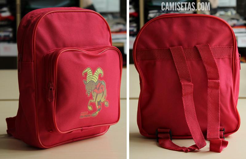 mochilas personalizadas infantiles