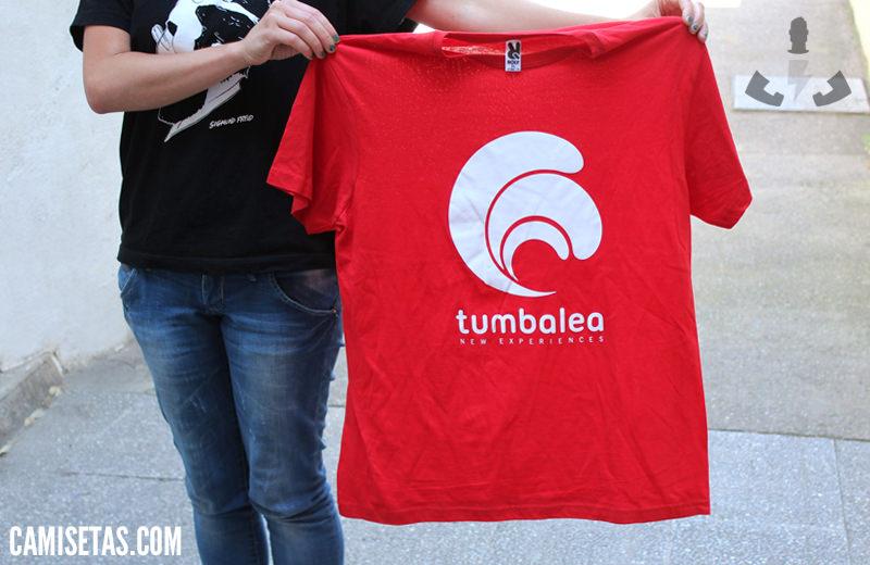 camisetas corporativas