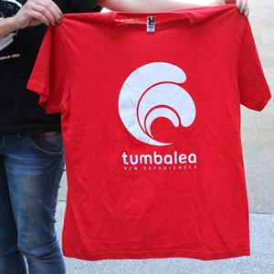 Camisetas personalizadas para empresas de Internet