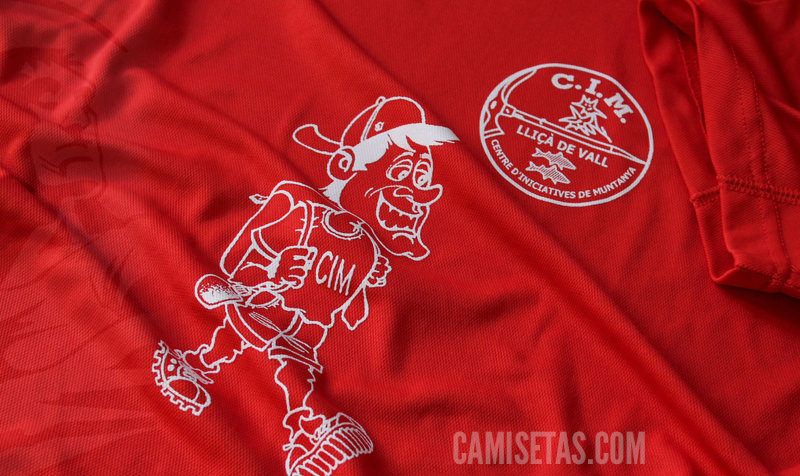 camisetas deporte personalizadas