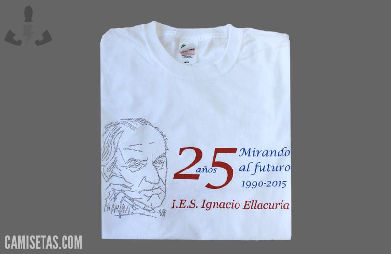 camisetas personalizadas aniversarios