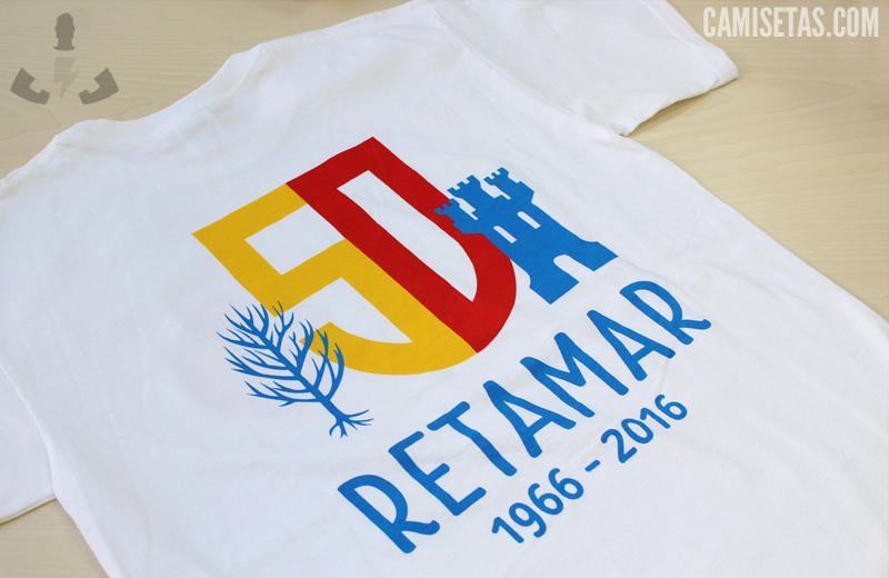 camisetas personalizadas colegios