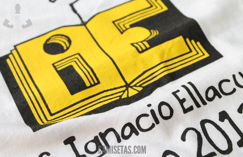 camisetas personalizadas para escuelas