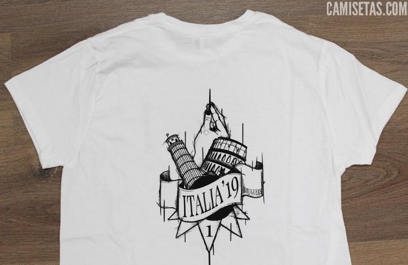 camisetas viaje final curso