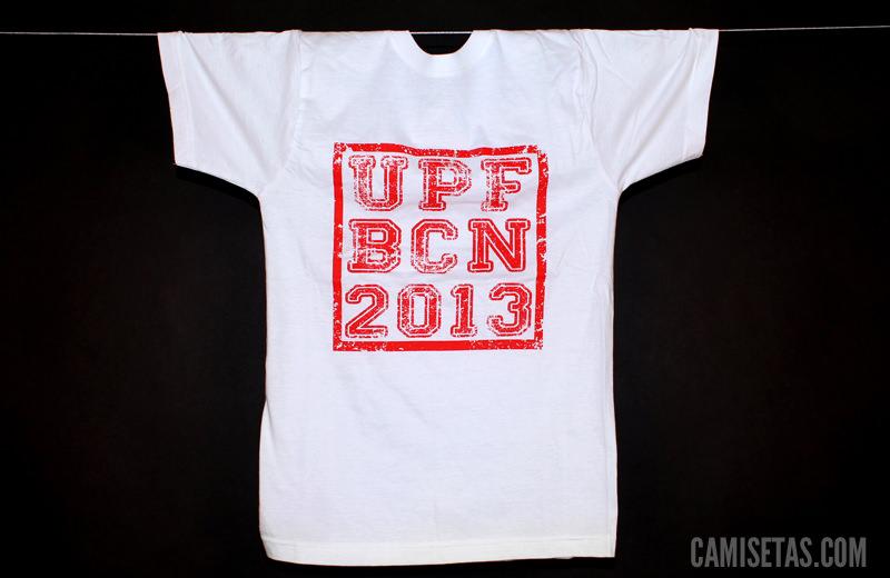 personalizar camisetas universidad