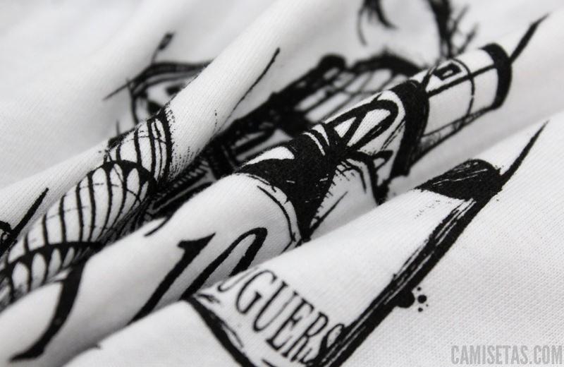 serigrafia camisetas