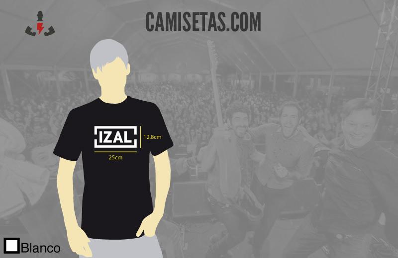camisetas personalizadas grupos musica