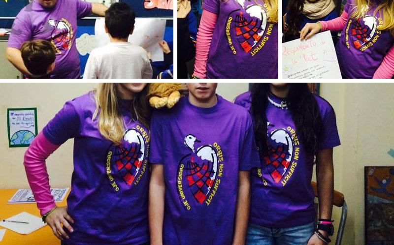 camisetas para asociaciones