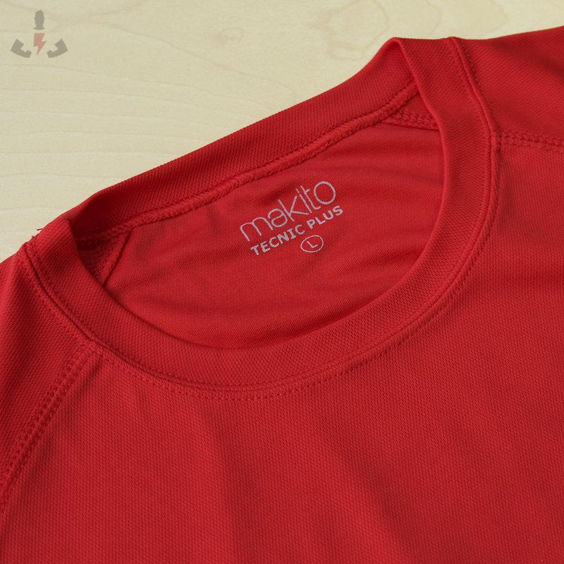 Fotos de Camisetas MK Tecnic+ M