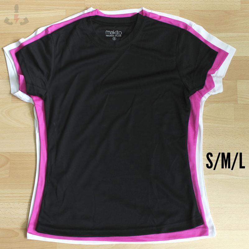 Fotos de Camisetas MK Tecnic+ W