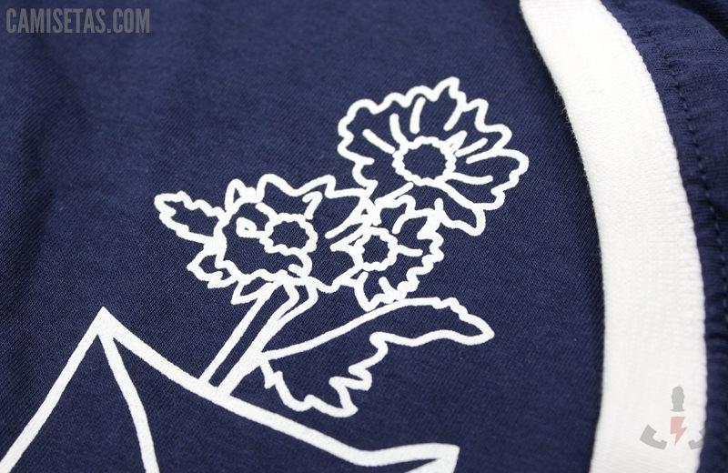 Fotos de Camisetas Fruit-of-the-Loom Ringer