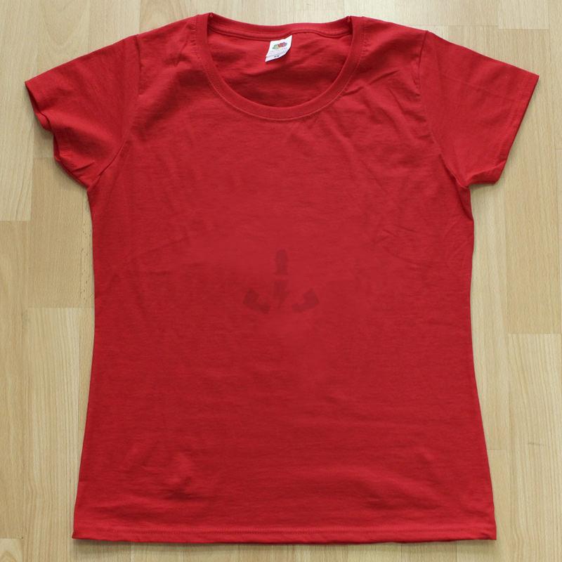 Fotos de Camisetas Fruit-of-the-Loom Value lady
