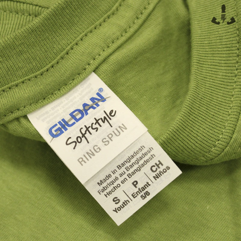 Fotos de Camisetas Gildan Ring Spun 150 Kids