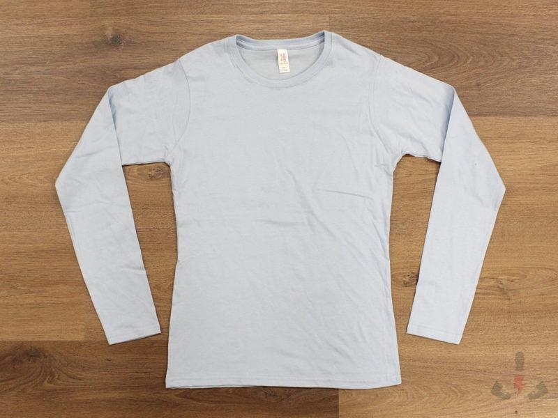 Fotos de Camisetas Gildan Soft Style manga larga chica