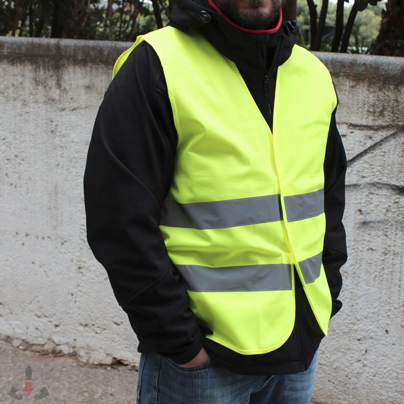 Fotos de Chalecos MK Seguridad kross