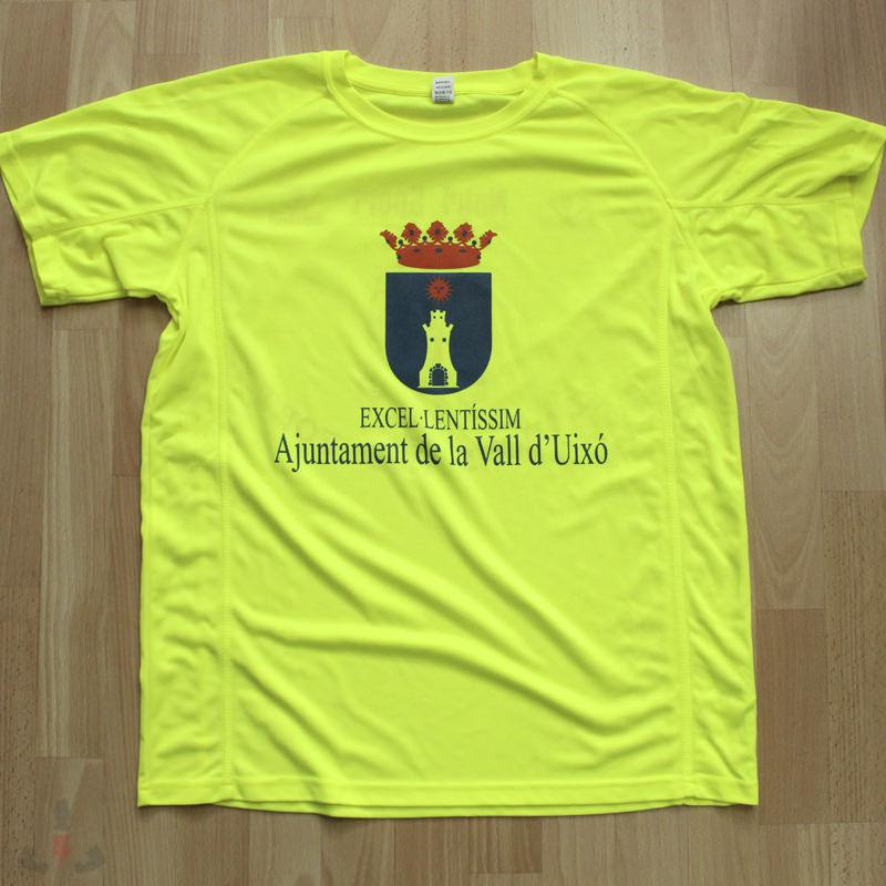 Fotos de Camisetas Roly Montecarlo Técnica Kids