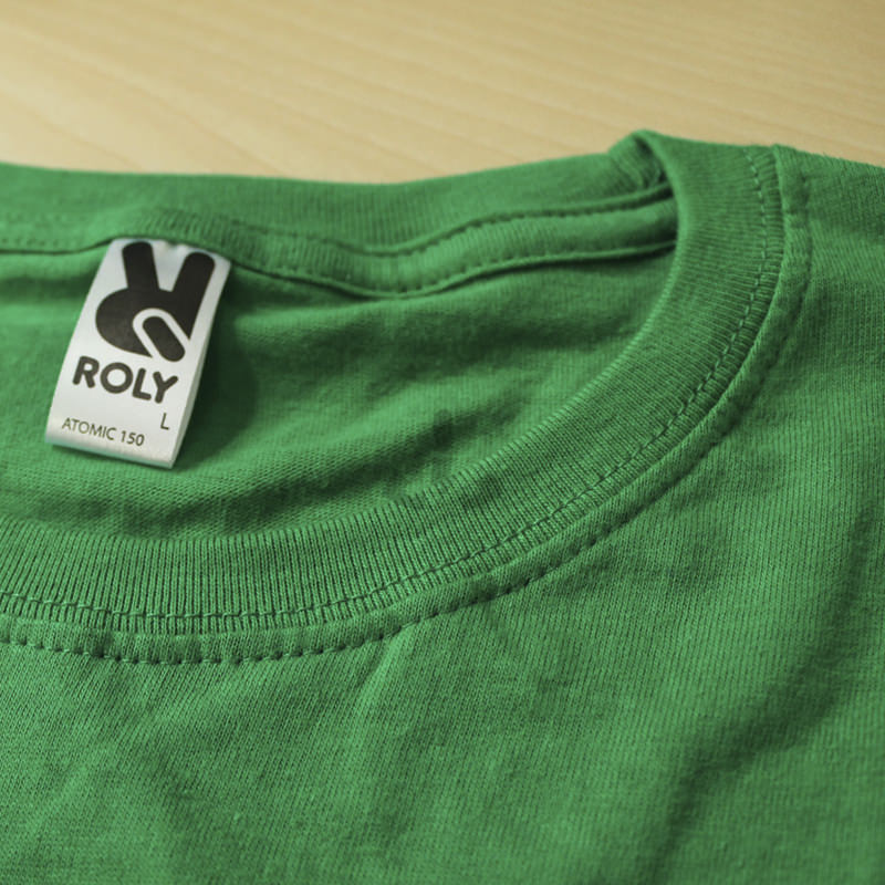 Fotos de Camisetas Roly Atomic