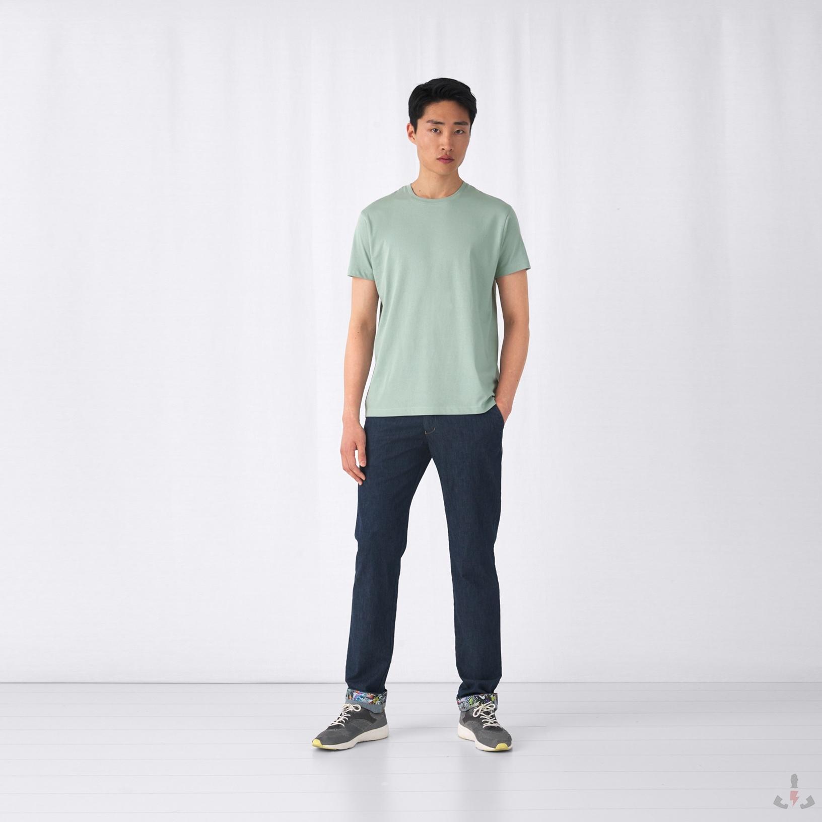Fotos de Camisetas BC Organic E150