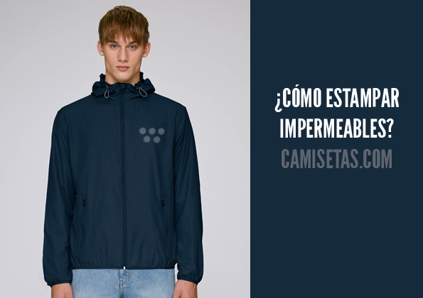 Estampar impermeables