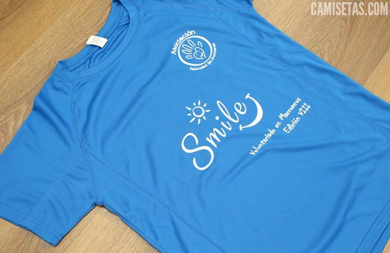 camisetas para correr