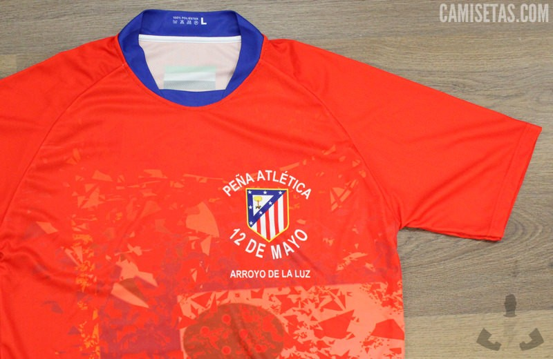 impresion all over camisetas
