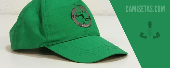 Gorras personalizadas uniforme laboral