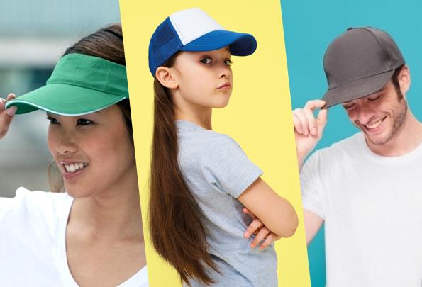 tipos de gorras