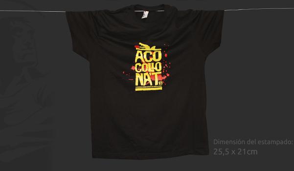 Camiseta personalizada para Acocollona't