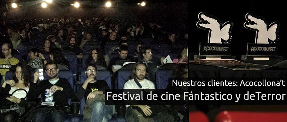 Público en el festival Acocollona't