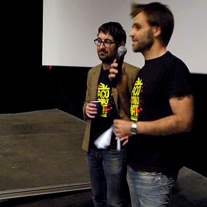 Camisetas para festival de cine
