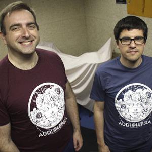 Camisetas para Audiolepsia