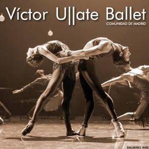 Camisetas para la escuela de danza Víctor Ullate