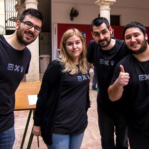Camisetas el Hackatón maratón informático