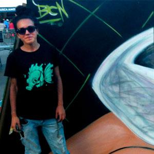 Camisetas para Asociación de arte Urbano