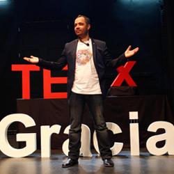 Camisetas personalizadas para eventos TEDx