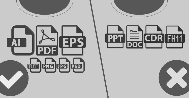 Ejemplos de serigrafía