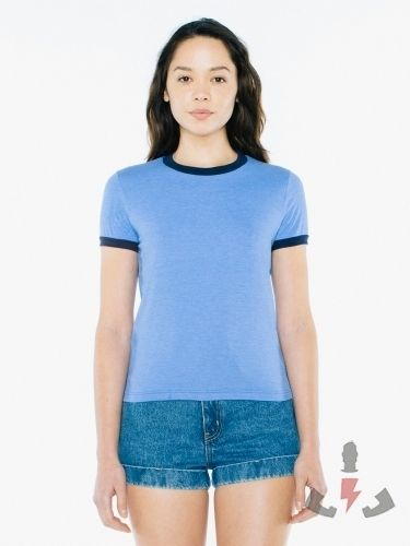 American Apparel Ginger Polycotton 125