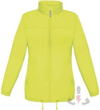 BC Sirocco W Ultra Yellow 0