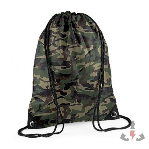 Bag Base Gymsac mochila camo 100