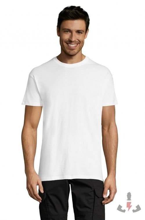 Camisetas Regent 150  Color Blanco 102