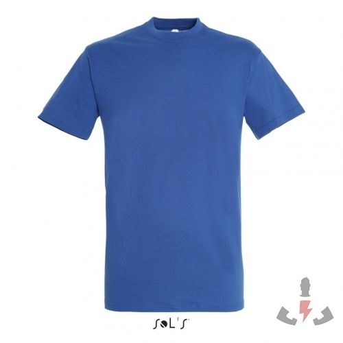 Camisetas Regent 150  Color Azul royal 241