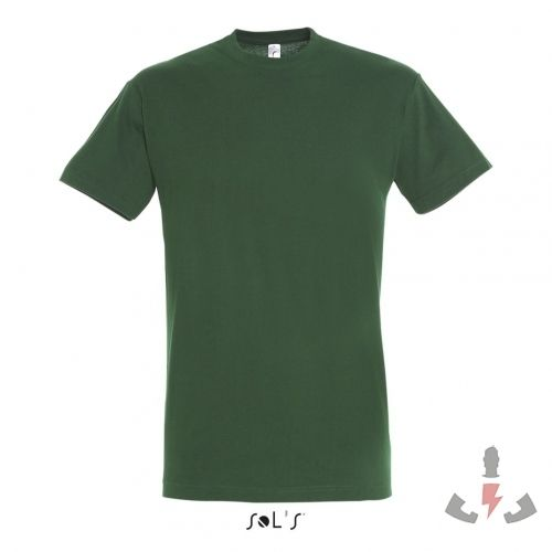 Camisetas Regent 150  Color Verde botella 264