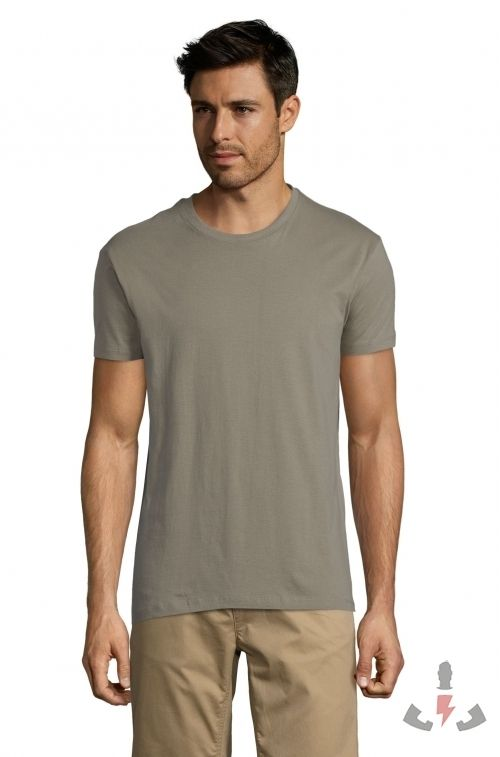 Camisetas Regent 150  Color Caqui 268